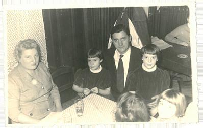 Famille Haegel
